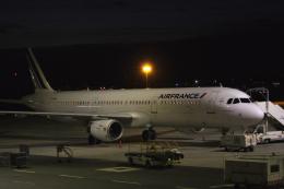狛犬さんが、パリ オルリー空港で撮影したエールフランス航空 A321-212の航空フォト(飛行機 写真・画像)