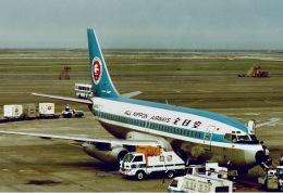 やまモンさんが、羽田空港で撮影した全日空 737-281の航空フォト(飛行機 写真・画像)