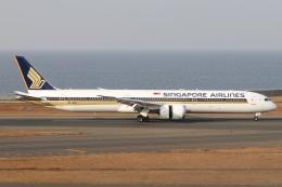 ドガースさんが、中部国際空港で撮影したシンガポール航空 787-10の航空フォト(飛行機 写真・画像)