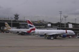 狛犬さんが、パリ オルリー空港で撮影したオープンスカイズ 757-230の航空フォト(飛行機 写真・画像)