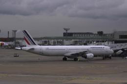 狛犬さんが、パリ オルリー空港で撮影したエールフランス航空 A321-111の航空フォト(飛行機 写真・画像)