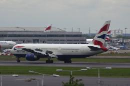 狛犬さんが、ロンドン・ヒースロー空港で撮影したブリティッシュ・エアウェイズ 767-336/ERの航空フォト(飛行機 写真・画像)