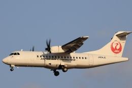 Fly Yokotayaさんが、伊丹空港で撮影した日本エアコミューター ATR-42-600の航空フォト(飛行機 写真・画像)
