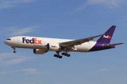 Hiro-hiroさんが、成田国際空港で撮影したフェデックス・エクスプレス 777-FS2の航空フォト(飛行機 写真・画像)