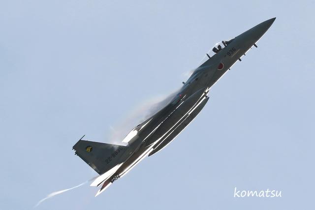 わかすぎさんが、小松空港で撮影した航空自衛隊 F-15J Eagleの航空フォト(飛行機 写真・画像)