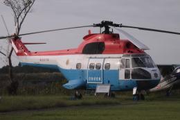 Mr.boneさんが、成田国際空港で撮影した東京消防庁航空隊 SA330F Pumaの航空フォト(飛行機 写真・画像)