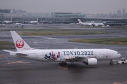 Mr.boneさんが、羽田空港で撮影した日本航空 777-246の航空フォト(飛行機 写真・画像)