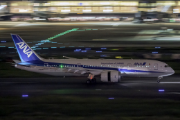 K.Sさんが、羽田空港で撮影した全日空 787-8 Dreamlinerの航空フォト(飛行機 写真・画像)