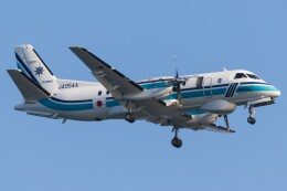 walker2000さんが、羽田空港で撮影した海上保安庁 340B/Plus SAR-200の航空フォト(飛行機 写真・画像)