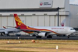 panchiさんが、成田国際空港で撮影した香港エアカーゴ A330-243Fの航空フォト(飛行機 写真・画像)