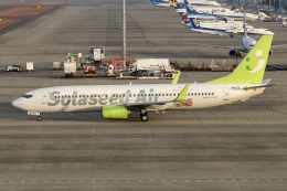 ドガースさんが、中部国際空港で撮影したソラシド エア 737-86Nの航空フォト(飛行機 写真・画像)