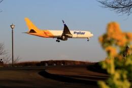 ☆ライダーさんが、成田国際空港で撮影したポーラーエアカーゴ 767-3JHF(ER)の航空フォト(飛行機 写真・画像)