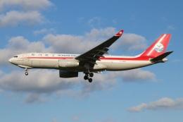 kahluamilkさんが、成田国際空港で撮影した四川航空 A330-243Fの航空フォト(飛行機 写真・画像)
