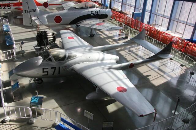 kahluamilkさんが、浜松基地で撮影した航空自衛隊 DH.115 Vampire T55の航空フォト(飛行機 写真・画像)