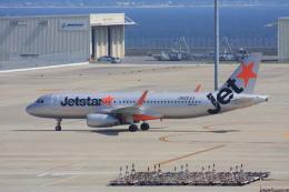 wunalaさんが、中部国際空港で撮影したジェットスター・ジャパン A320-232の航空フォト(飛行機 写真・画像)