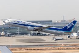 Y-Kenzoさんが、羽田空港で撮影した全日空 767-381/ERの航空フォト(飛行機 写真・画像)