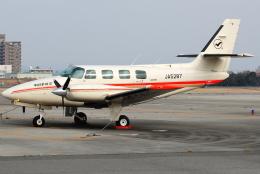 jun☆さんが、名古屋飛行場で撮影した中日本航空 T303 Crusaderの航空フォト(飛行機 写真・画像)