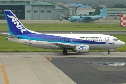 jun☆さんが、名古屋飛行場で撮影したエアーニッポン 737-54Kの航空フォト(飛行機 写真・画像)