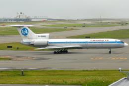 jun☆さんが、関西国際空港で撮影したウラジオストク航空 Tu-154Mの航空フォト(飛行機 写真・画像)