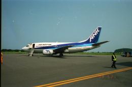 senbaさんが、大島空港で撮影したエアーニッポン 737-54Kの航空フォト(飛行機 写真・画像)