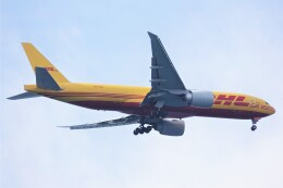 jutenLCFさんが、中部国際空港で撮影したカリッタ エア 777-F1Hの航空フォト(飛行機 写真・画像)