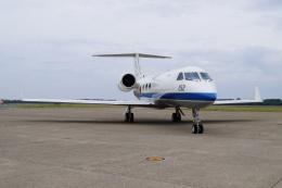 masahiさんが、小松空港で撮影した航空自衛隊 U-4 Gulfstream IV (G-IV-MPA)の航空フォト(飛行機 写真・画像)
