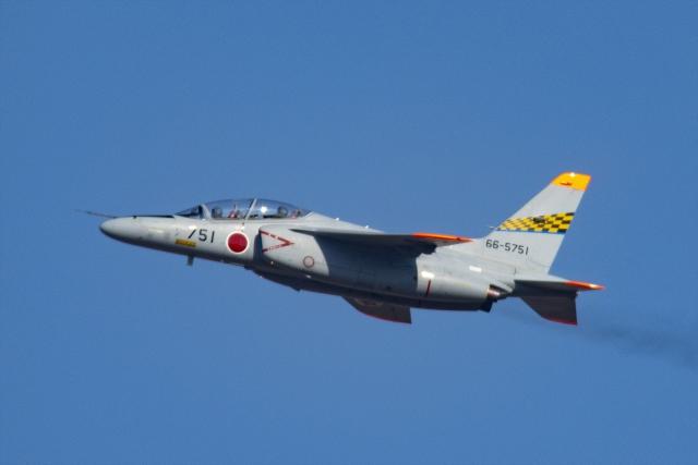 Mochi7D2さんが、岐阜基地で撮影した航空自衛隊 T-4の航空フォト(飛行機 写真・画像)