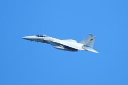 masahiさんが、浜松基地で撮影した航空自衛隊 F-15J Eagleの航空フォト(飛行機 写真・画像)