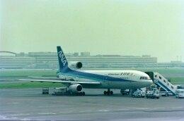 kotaちゃんさんが、羽田空港で撮影した全日空 L-1011-385-1 TriStar 1の航空フォト(飛行機 写真・画像)