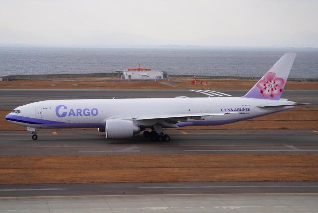 SFJ_capさんが、中部国際空港で撮影したチャイナエアライン 777-Fの航空フォト(飛行機 写真・画像)