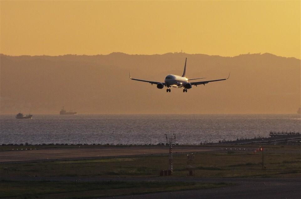 mild lifeさんのスカイマーク Boeing 737-800 (JA737U) 航空フォト
