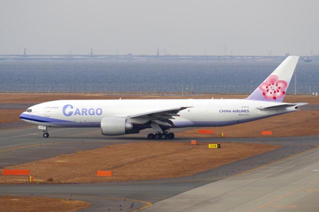 yabyanさんが、中部国際空港で撮影したチャイナエアライン 777-Fの航空フォト(飛行機 写真・画像)