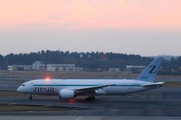 inyoさんが、成田国際空港で撮影したZIPAIR 787-8 Dreamlinerの航空フォト(飛行機 写真・画像)