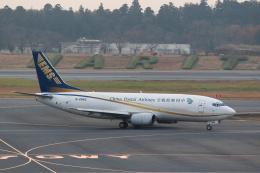 inyoさんが、成田国際空港で撮影した中国郵政航空 737-35N(SF)の航空フォト(飛行機 写真・画像)