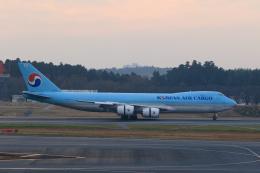 inyoさんが、成田国際空港で撮影した大韓航空 747-8B5F/SCDの航空フォト(飛行機 写真・画像)