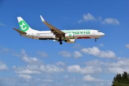こじゆきさんが、プーケット国際空港で撮影したノックエア 737-84Pの航空フォト(飛行機 写真・画像)