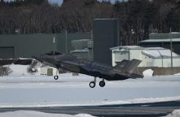 パラノイアさんが、三沢飛行場で撮影した航空自衛隊 F-35A Lightning IIの航空フォト(飛行機 写真・画像)