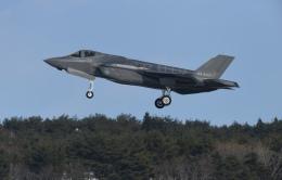 博タンさんが、三沢飛行場で撮影した航空自衛隊 F-35A Lightning IIの航空フォト(飛行機 写真・画像)