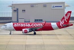 SFJ_capさんが、中部国際空港で撮影したエアアジア・ジャパン A320-216の航空フォト(飛行機 写真・画像)