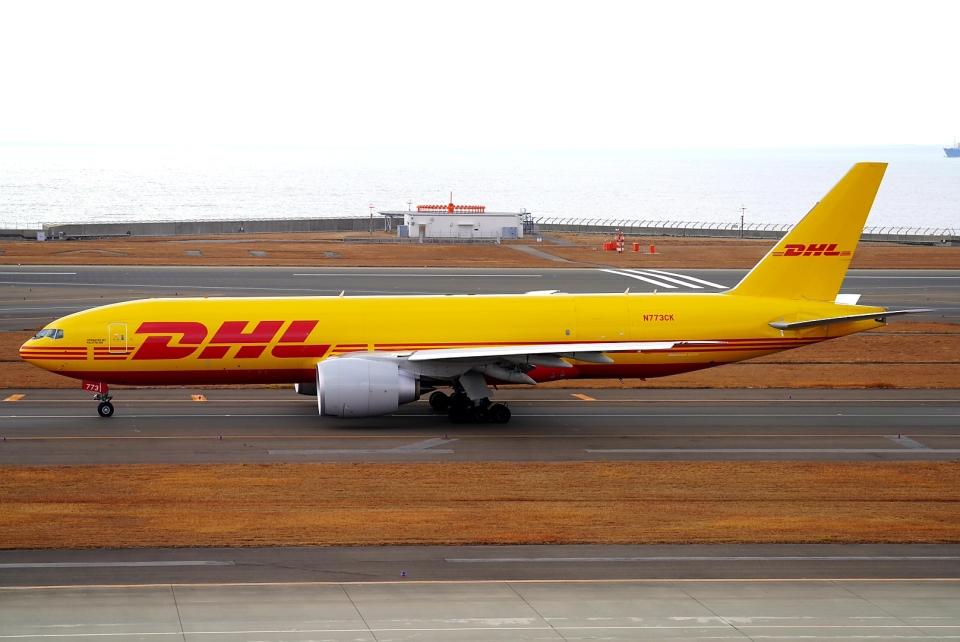 SFJ_capさんのカリッタ エア Boeing 777-200 (N773CK) 航空フォト