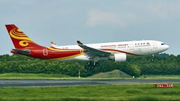 FlyingMonkeyさんが、成田国際空港で撮影した香港航空 A330-223の航空フォト(飛行機 写真・画像)