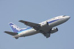 プルシアンブルーさんが、那覇空港で撮影したエアーニッポン 737-54Kの航空フォト(飛行機 写真・画像)