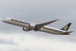 木人さんが、成田国際空港で撮影したシンガポール航空 787-10の航空フォト(飛行機 写真・画像)