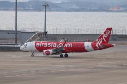 クロマティさんが、中部国際空港で撮影したエアアジア・ジャパン A320-216の航空フォト(飛行機 写真・画像)