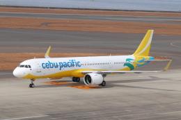 クロマティさんが、中部国際空港で撮影したセブパシフィック航空 A321-271NXの航空フォト(飛行機 写真・画像)