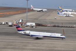 クロマティさんが、中部国際空港で撮影したアイベックスエアラインズ CL-600-2C10 Regional Jet CRJ-702ERの航空フォト(飛行機 写真・画像)