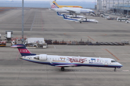 クロマティさんが、中部国際空港で撮影したアイベックスエアラインズ CL-600-2C10 Regional Jet CRJ-702の航空フォト(飛行機 写真・画像)