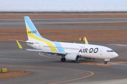 クロマティさんが、中部国際空港で撮影したAIR DO 737-781の航空フォト(飛行機 写真・画像)
