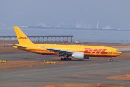 クロマティさんが、中部国際空港で撮影したDHL 777-F1Hの航空フォト(飛行機 写真・画像)