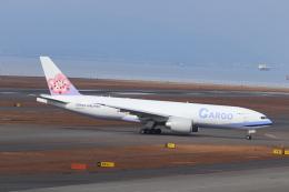 クロマティさんが、中部国際空港で撮影したチャイナエアライン 777-Fの航空フォト(飛行機 写真・画像)
